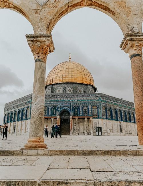 Gerusalemme Temple Mount