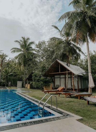 Kottawatta Village Sri Lanka