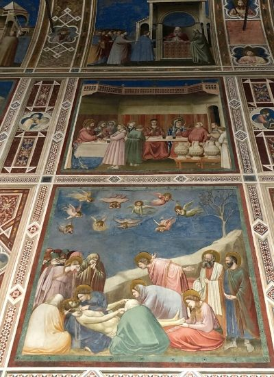 padova cappella degli scrovegni