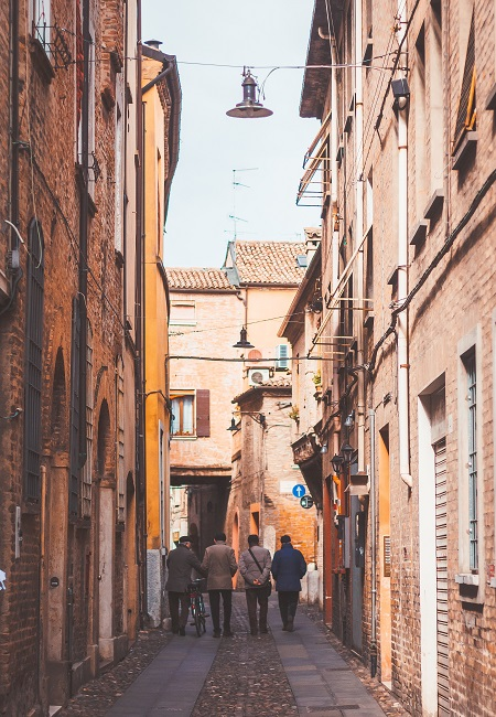 città nord italia belle