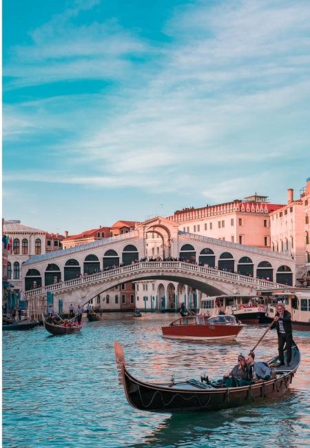 venezia città del nord italia da visitare