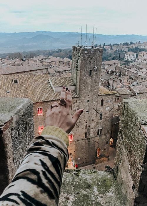 Volterra e San Gimignano