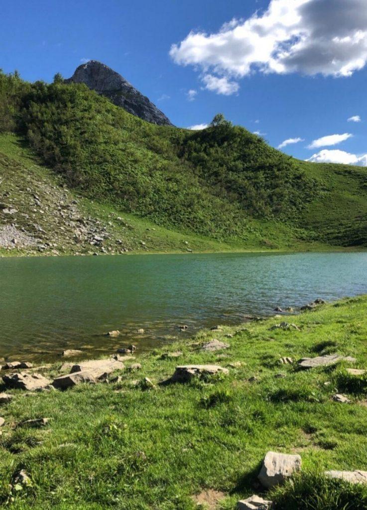 lago branchino da roncobello