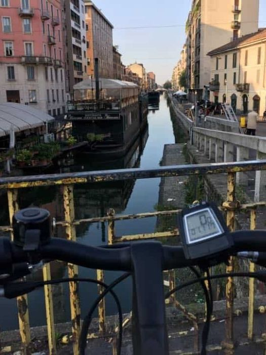 itinerari bici lombardia