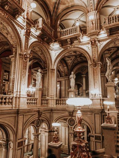 Wiener Staatsoper Vienna